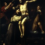 Ribalta, St. Francis Embracing the Crucified Christ, 1620s.