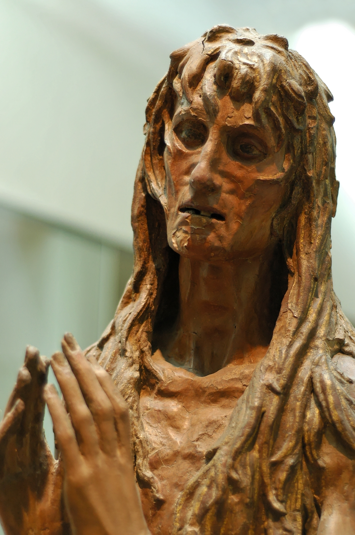 Donatello  Mary Magdalene  1430s Donatello Mary Magdalene