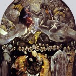 El Greco, The Burial of the Count of Orgaz, 1586.
