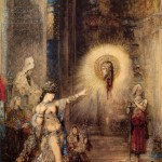 Moreau, The Apparition, 1876.