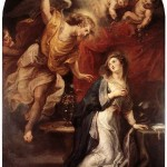 Peter Paul Rubens, Annunciation, 1628