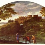 Annibale Carracci, The Flight to Egypt, 1603