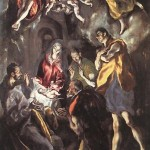 El Greco, Adoration of the Shepherds, 1612-14.