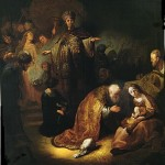 Rembrandt, Adoration of the Magi, 1632