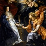 Peter Paul Rubens, Annunciation, c. 1610