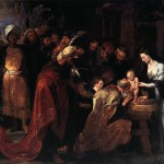Rubens, Adoration of the Magi, 1617-18