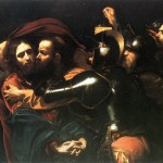 Caravaggio, The Taking of Christ, c. 1602