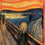 Edvard Munch, The Scream (1893), National Gallery, Oslo.