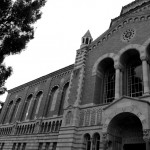 Powell LIbrary, UCLA. Author's photo.