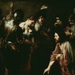 Valentin de Boulogne's Christ & the Adulteress
