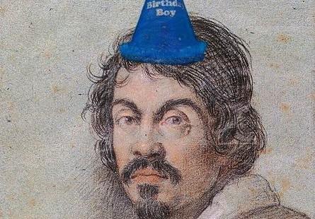 Happy Birthday, Caravaggio!