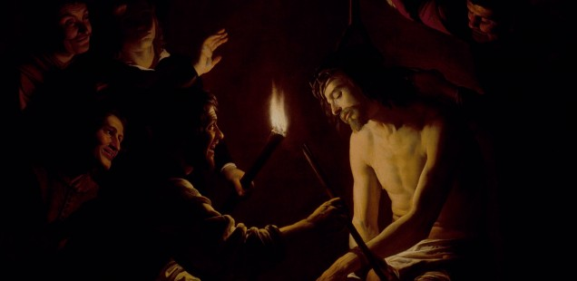 Brief Thoughts on The Passion of Christ through Honthorst's Eyes